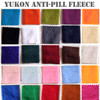 Yukon Anti Pill Fleeece Fabric