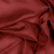 Burgundy Pongee Lining Fabric