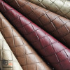 BASKET WEAVE LEATHER UPHOLSTERY
