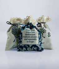 Hand-Painted Sachets