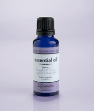 Organic Lavender Essential Oil - English