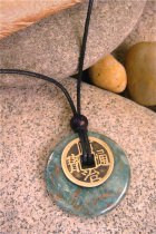 Mind Balance Spirit-Sacred Earth Amulets