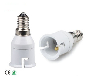 E14 to B22 Lamp Socket Converter Adapter