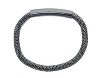 Bracelet (charcoal colour)