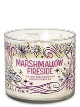 MARSHMALLOW FIRESIDE -- The World's Best 3-Wick Candle by Bath & Body Works