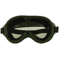 Military Tactical Sun Dust & Wind GOGGLES OD Green