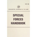 US Army SPECIAL FORCES Book Tactical Handbook ST31-180