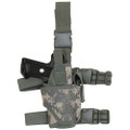 Tactical Commando Leg Holster for Lights & Lasers - ACU ARMY DIGITAL