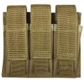 Triple Pistol Mag MOLLE Pouch
