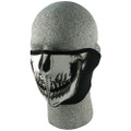 Tactical Neoprene Warm/Cold Weather Face Protection Adjustable Skull Half Mask