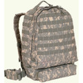 3-Day Combat Assault MOLLE Backpack - ACU
