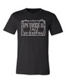 APS Tactical & Survival Company T-Shirt BLACK