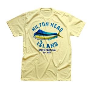 Hilton Head SC Bull Dolphin T-shirt