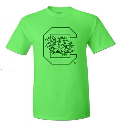 South Carolina Gamecocks St Patrick's Day T-shirt