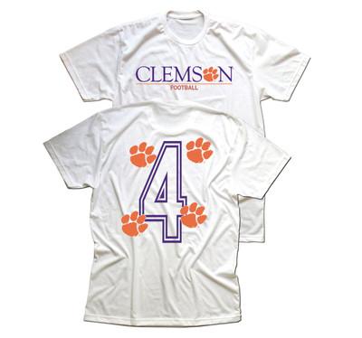 Clemson Tigers T-shirt # 4