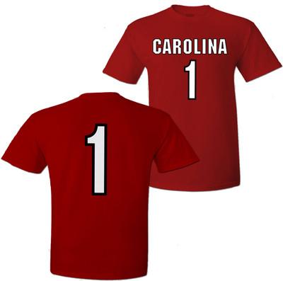 South Carolina Gamecock Jersey T-shirt #1