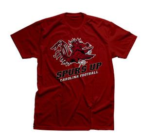 South Carolina Gamecock Spurs Up KidsT-shirt