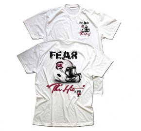 "South Carolina Fear ""The Hit"" T-shirt"