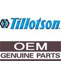 Part number TC-121A TILLOTSON
