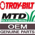 Part number 19A70034OEM Troy Bilt - MTD
