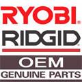 Part number 608620000 RYOBI/RIDGID