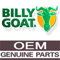 "350101-01 - PULLEY 3.0"" X 1"" - Part # 350101-01 (BILLY GOAT ORIGINAL OEM)"
