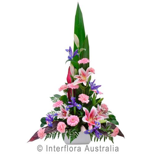 Interflora Flowers Delivery Australia Botanique Flowers
