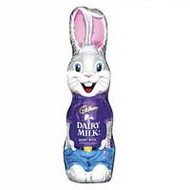 Cadbury Milk Chocolate Easter Bunny 100g - Botanique Gold Coast