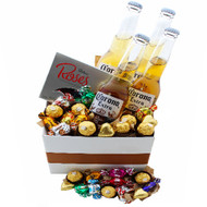 Ashley Hamper - Coronas and Chocolates