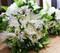 rose and seasonal flowers including, ranunculas, chincherinchees, carnations, disbuds, alstromeria and freesias