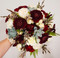 Rose and Seasonal flowers including pom pom gerberas, thryp, kangaroo paw, leucodendrons and succulents