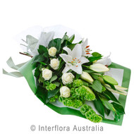 Send flowers for stage presentation or gift.
