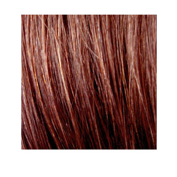"Hair Lovers 20"" Stick Tip Human Hair Extension 0.5g - #4 Chocolate Brown"