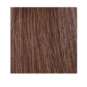 "Hair Lovers 20"" Stick Tip Human Hair Extension 0.5g - #5 Brown"
