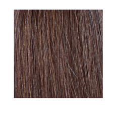 "18"" Nail Tip Human Hair Extension 1g - #2 Dark Brown"