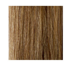 "18"" Nail Tip Human Hair Extension 1g - #8 Light Brown"