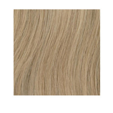 "14"" Double Drawn Nano Tip 100% Human Remy Hair Extensions - #18 Ashed Blonde"