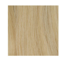 "14"" Double Drawn Nano Tip 100% Human Remy Hair Extensions - #22 Medium Blonde"