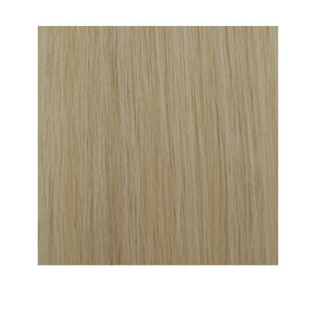 "14"" Double Drawn Nano Tip 100% Human Remy Hair Extensions - #613 Blonde"