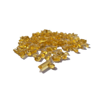 Amber Glue Beads for use with Hair Lovers Glue Pot