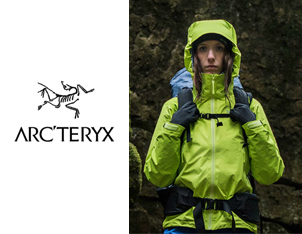 ARCTERYX | only at Arthur James Clothing Company