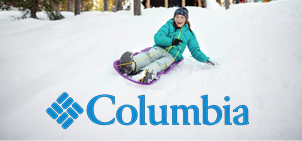 Columbia Outdoor Gear | only at Arthur James Clothing Company