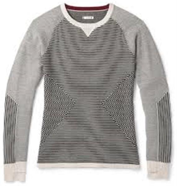 SMARTWOOL SOCKS - W Dacono Ski Sweater - SW000316 - Arthur James