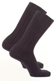 Mens Cotton Socks (2236, denim)