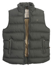 Mens Padded Gilet (3063) Green - by Vedoneire of Ireland - puffy puffa vest