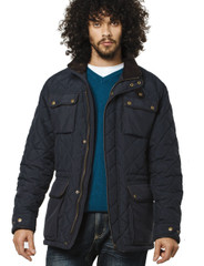 Mens Quilted Jacket by Vedoneire of Ireland