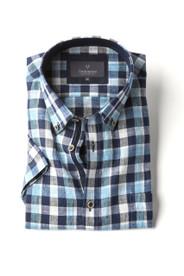 Men's Short Sleeve 100% Linen Shirt (2105) Vince