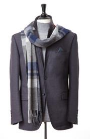 Men's Wool Mix Blazer (3072) Mini Houndstooth