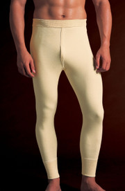 Winterweight Natural Cotton Long Johns (451) by Vedoneire