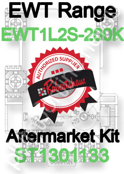 Solar Hot Water Robertshaw ST13-70K Aftermarket kit for EWT1L2S-202 Thermostat